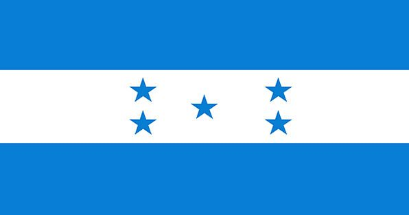 Honduras Standard National Nationwide Flag Latin C