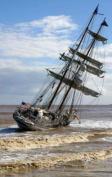 Ship Vessel Vacation Travel Irving Johnson Sailing