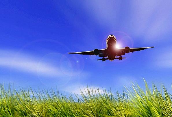 Aircraft Airplane Vacation Aeronautical Travel Sky