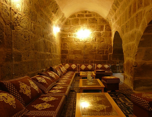 Caravanserai Shelter Oriental Hostel Interior Inne