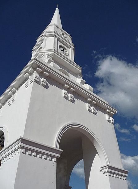 Clock Tower Monuments Barbican Places Landmark Mil