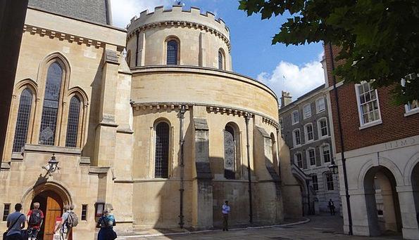 Temple Church London Church Of The Knights Templar