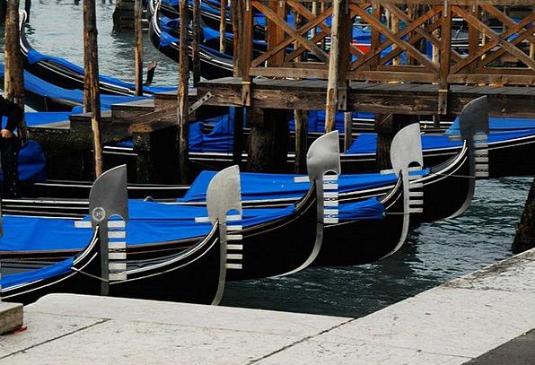 Italy Vacation Travel Blue Azure Gondola Travel Do