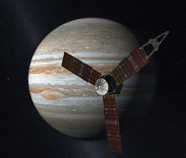 Space Probe Rover Planet Earth Juno Jupiter Space