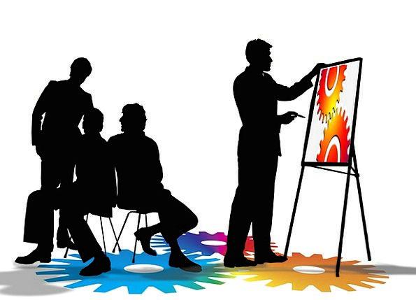 Creativity Originality Humanoid Silhouette Outline