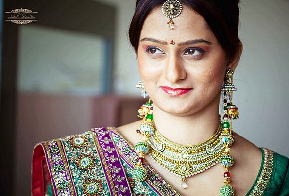 Bride Wife Fashion Nuptial Beauty Maharashtrian Ma