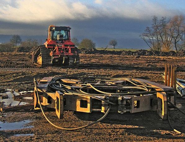 Demolition Destruction Craft Effort Industry Excav