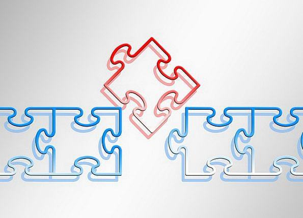 Puzzle Mystery Idea Design Project Concept Togethe