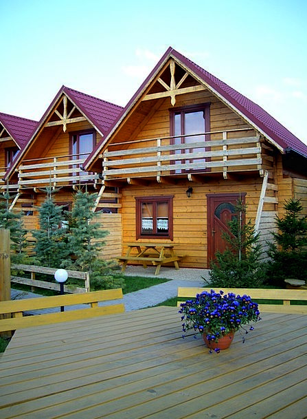 Country Houses Huts Baltic Sea Bungalows Ko?obrzeg