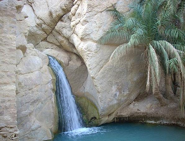 Tunisia Landscapes Pillars Nature Rocky Stony Rock