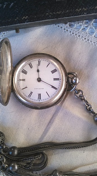 Pocket Watch Period Clock Time Old Ancient Classic