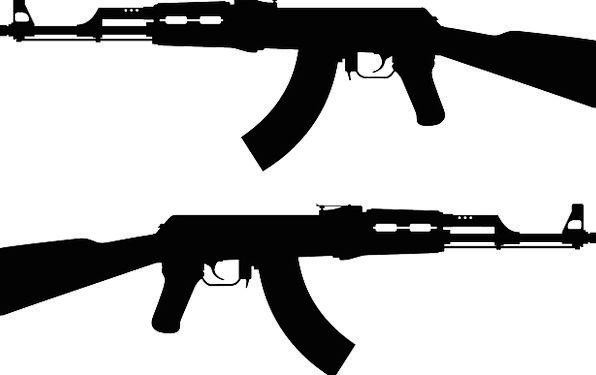 Weapon Armament Firearm Assault Attack Gun Free Ve