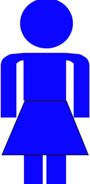 Woman Lady Fashion Lavatory Beauty Bathroom Toilet