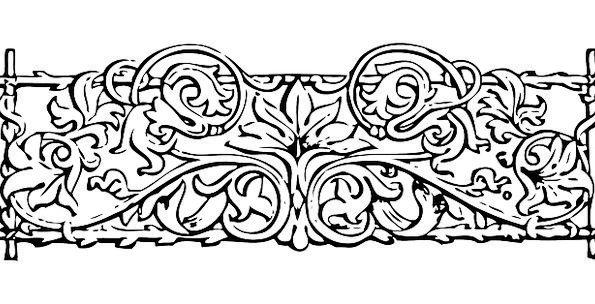 Border Edge Creeper Decorative Ornamental Vine Ivy