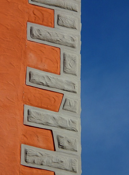 Wall Partition Buildings Pebble Architecture Mason
