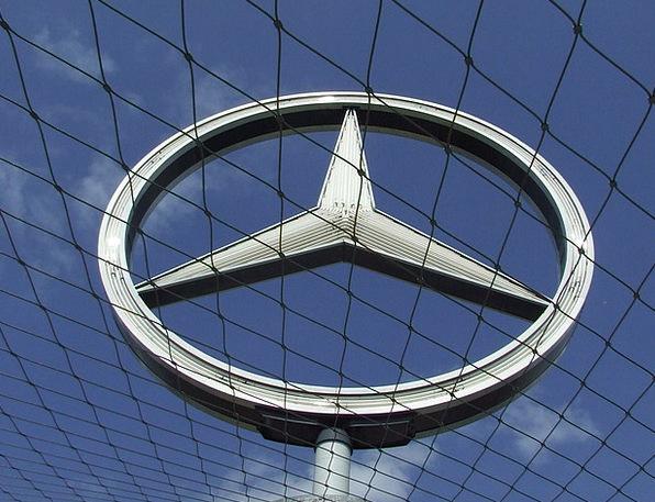 Car Industry Mercedes Daimler Mercedes Star Star C