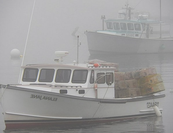 Lobster Boat Vacation Ships Travel Lobsters Boats