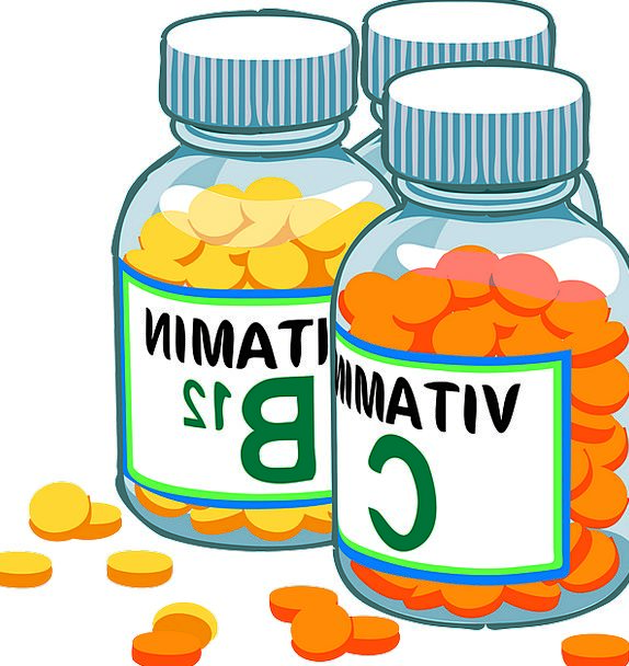 Vitamins Drugs Pills Medicines Tablets Free Vector
