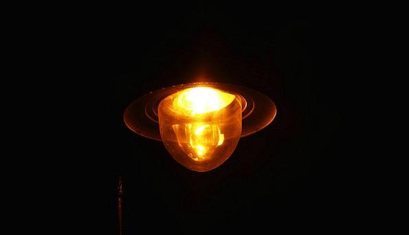 Lamp Uplighter Illuminations Illuminated Floodlit