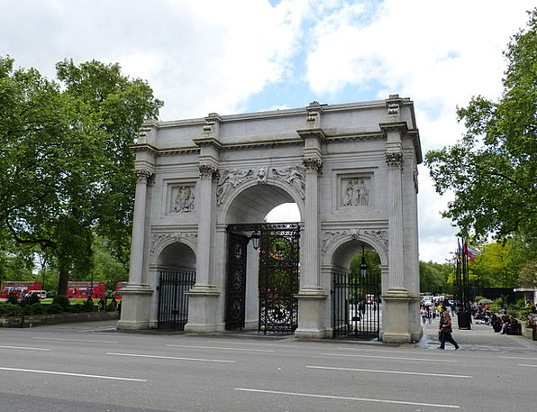 Marble Arch Buildings Playful Architecture England