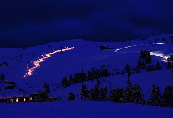 Alps Landscapes Emotionless Nature Light Bright Co