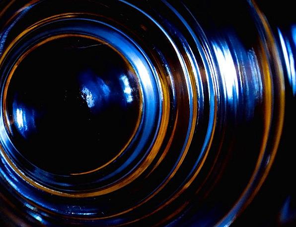 Glass Cut-glass Taillight Shiny Glossy Back Light
