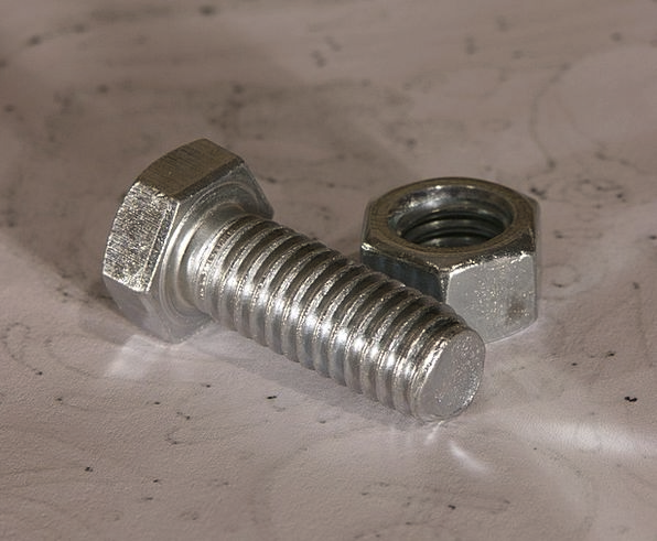 Nut Enthusiast Bar Threaded Negotiated Bolt Screw