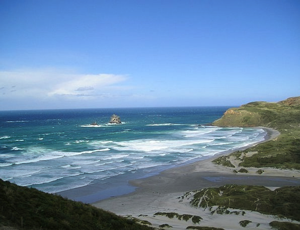 New Zealand Landscapes Marine Nature Nature Countr