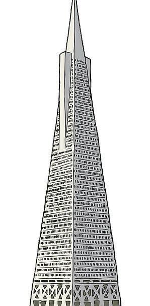 Skyscraper Buildings Barbican Architecture Buildin