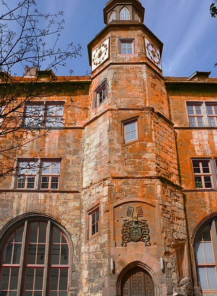 Nordhausen Buildings Architecture Town Hall Thurin
