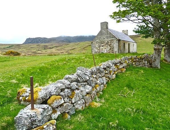 Farmhouse Landscapes Nature Nature Ireland Propert