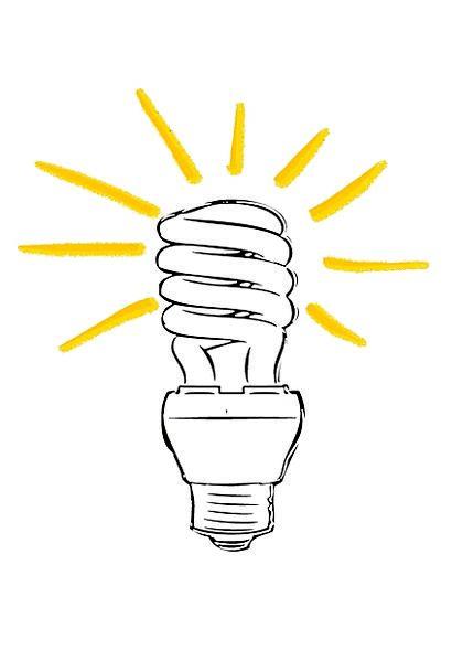 Light Bright Power Saving Pear Bulbs Corms Electri