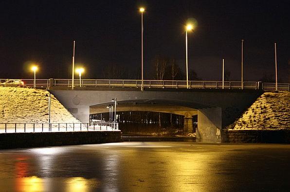 Oulu Buildings Architecture Bridge Bond Finland Ou