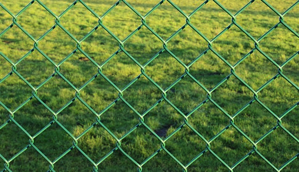 Fence Barrier Green Lime Wire Mesh Fence Garden Fence Wire