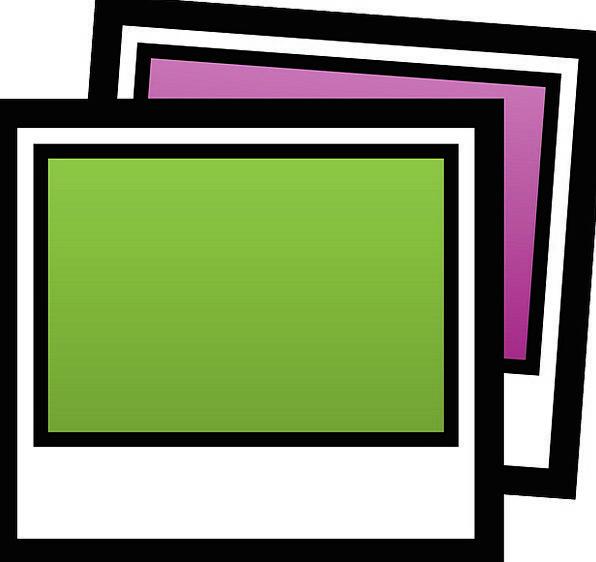 Photos Photographs Edges Square Four-sided Frames