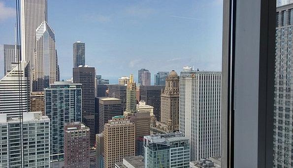 Chicago Buildings Structures Architecture Architec