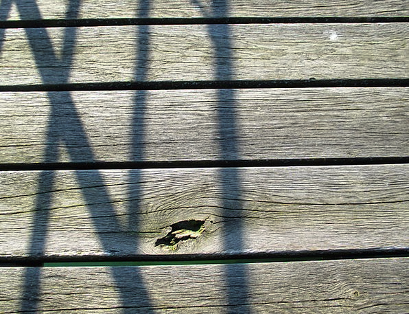 Wooden Wall Silhouette Outline Plank Fence Wood Ti