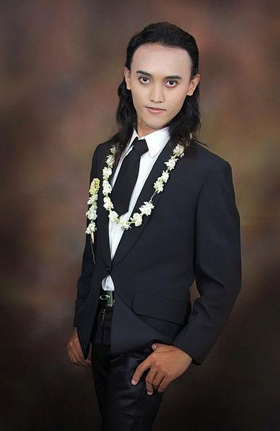 Man Gentleman Train Indonesian Groom Lifestyle Jav