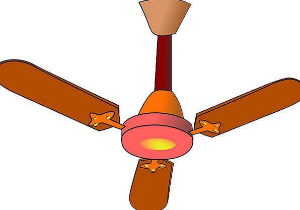 Ceiling Fan Admirer House Fan Fan Circulate Mingle