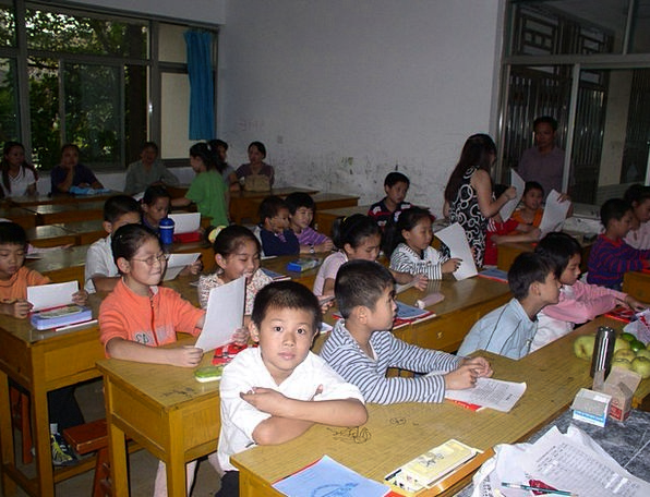 Children Broods Schoolroom Students Scholars Class