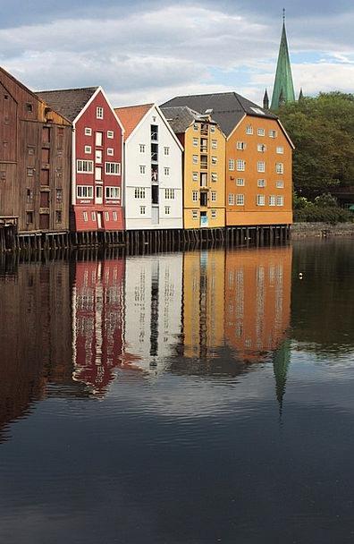 Scandinavia Trondheim Norway