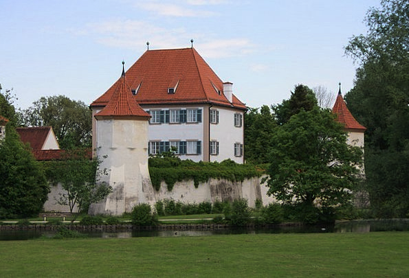 Blutenburg Buildings Architecture Architecture Bui