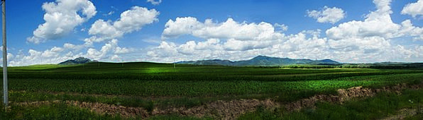 Chifeng Landscapes Steppe Nature Nature Countrysid