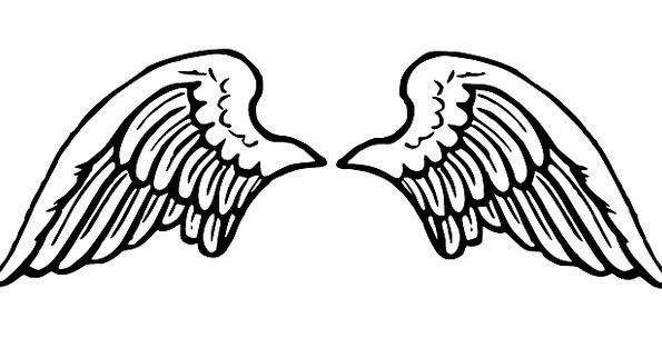 Wing Annex Feast Angel Seraph Spread Flying Hoveri