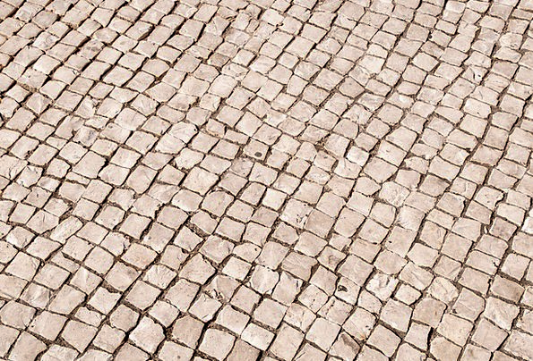 Cobblestone Cobble Traffic Road Transportation Sto