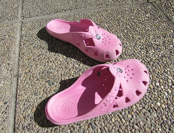 Slippers Running shoe Pink Flushed Sneakers Plasti