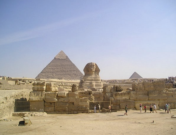 Egypt Pyramids Sphinx Egyptians Gizeh Culture Welt