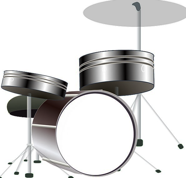 Set Usual Barrel Music Melody Drum Sound Complete