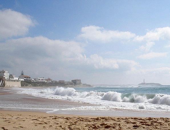 Spain Vacation Travel Beach Seashore Trafalgar Bea