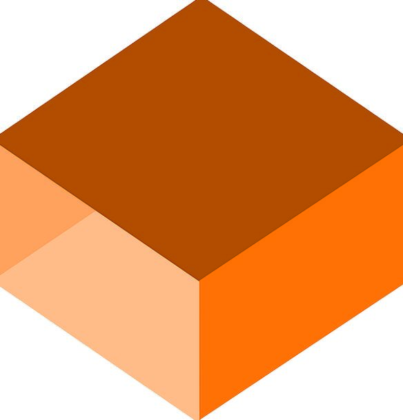 Container Ampule Orange Carroty Box Free Vector Gr
